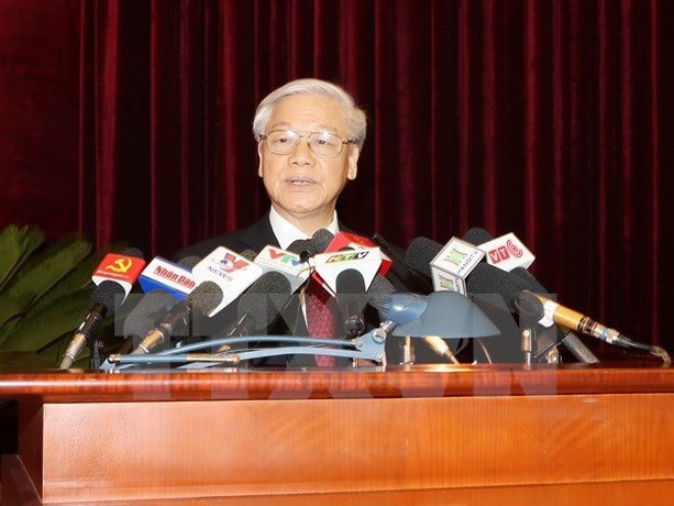 Standards for Party high-ranking officials issued hinh anh 1