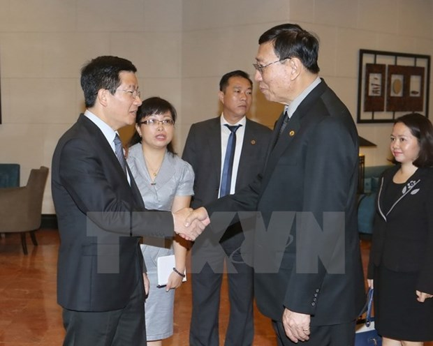 Parliamentary friendship group hopes for stronger Vietnam-Thailand ties hinh anh 1