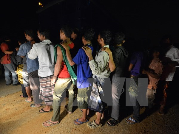 Malaysia busts fake passport, work permit syndicate hinh anh 1