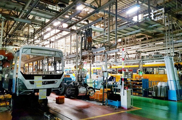 RoK records 66th straight month of trade surplus in July hinh anh 1