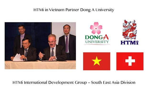 Dong A University to offer Swiss hospitality education hinh anh 1