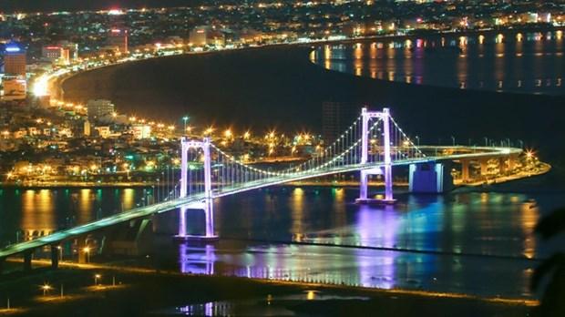Da Nang to use LED public lighting for APEC event hinh anh 1
