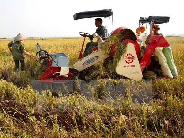 SVEAM works to boost export of Vietnamese agricultural machinery hinh anh 1