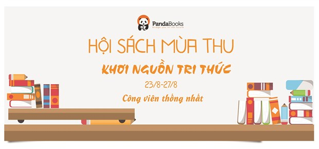 Sixth int'l book fair to introduce 40,000 book titles hinh anh 1
