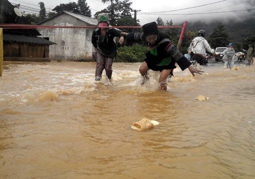 More floods hit northern mountainous region hinh anh 1