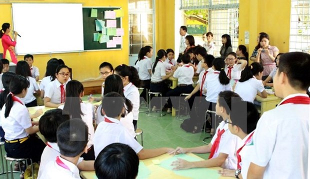Life skills programme to be expanded at schools hinh anh 1