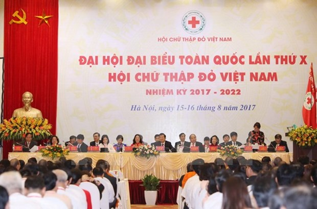 Prime Minister asks Vietnam Red Cross to renew operation hinh anh 1