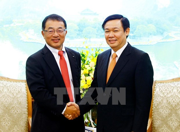 Deputy PM welcomes Kirin's stronger investment in Vietnam hinh anh 1