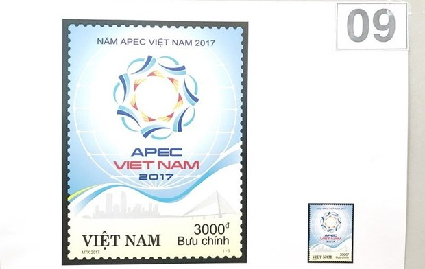 Designs chosen for APEC Year 2017 postage stamps hinh anh 1