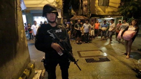 Philippines intensifies criminal crackdown hinh anh 1