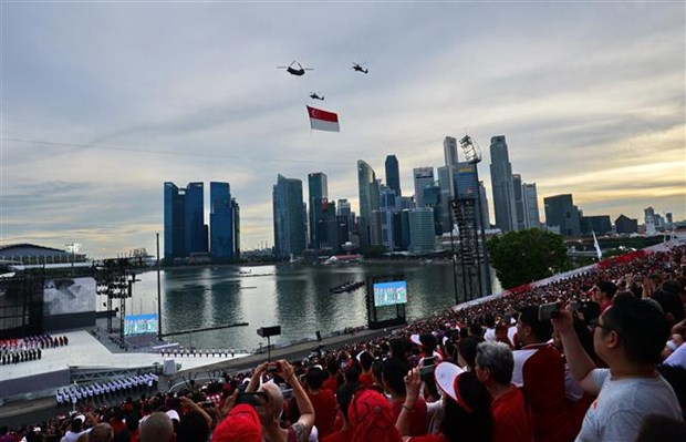 Singapore among top three most liveable cities in Asia hinh anh 1