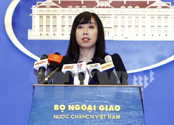 US's religious report gives wrong information about VN hinh anh 1