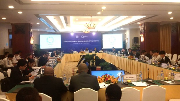 APEC doubles efforts to fight terrorism hinh anh 1