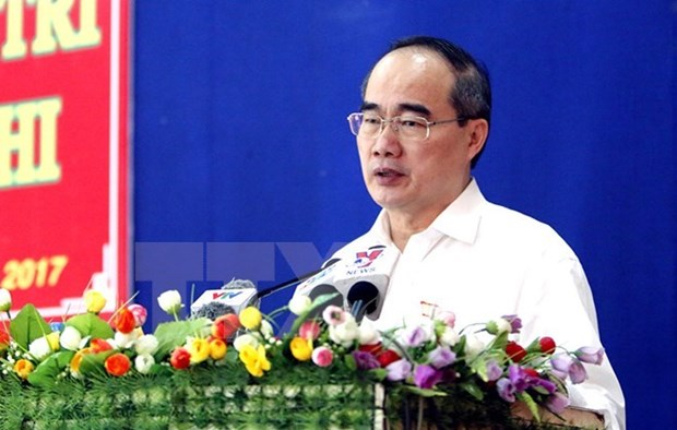 HCM City builds particular policies for more sustainable development hinh anh 1