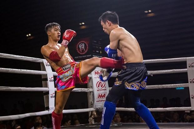 Muay Thai fight night on Aug 18 hinh anh 1