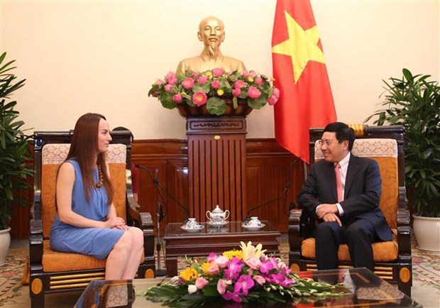 Deputy Prime Minister backs parliamentary ties with Mexico hinh anh 1