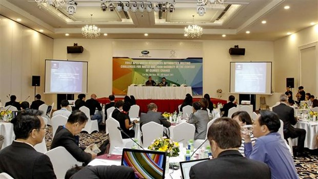 APEC Food Security Week kicks off in Can Tho hinh anh 1