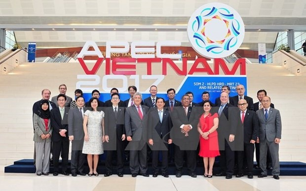 APEC Senior Officials' Meeting begins in HCM City hinh anh 1