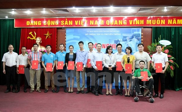 Hanoi calls for investment in 12 start-up IT projects hinh anh 1