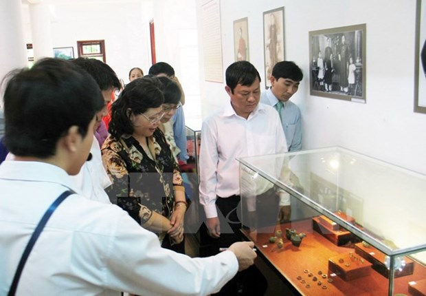 Ho Chi Minh City to implement smart interactive museums project hinh anh 1