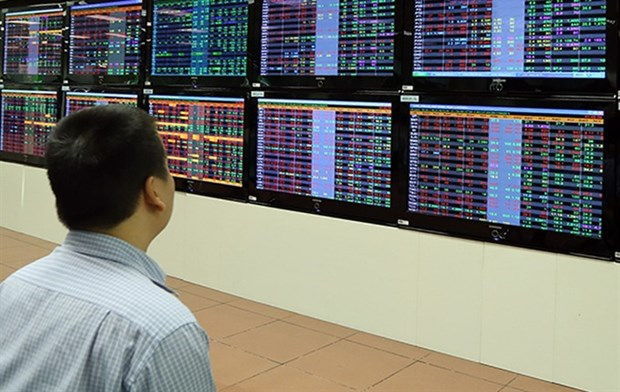 Banking recovery lifts VN-Index hinh anh 1