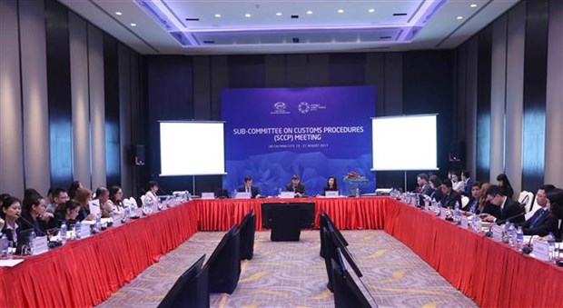 APEC Sub-Committee on Customs Procedures meets in HCM City hinh anh 1