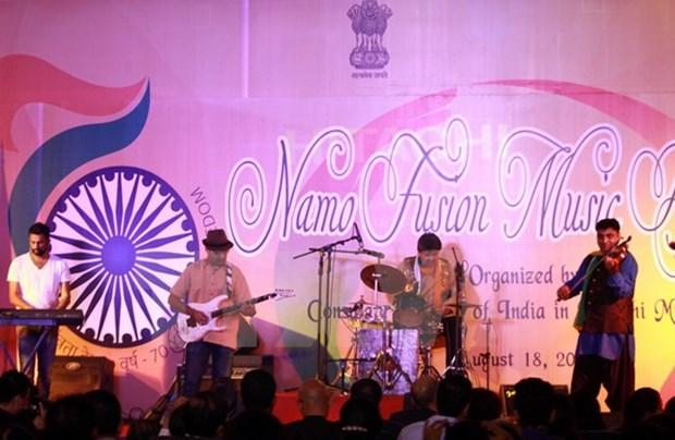 Music performance celebrates Vietnam-India relations hinh anh 1