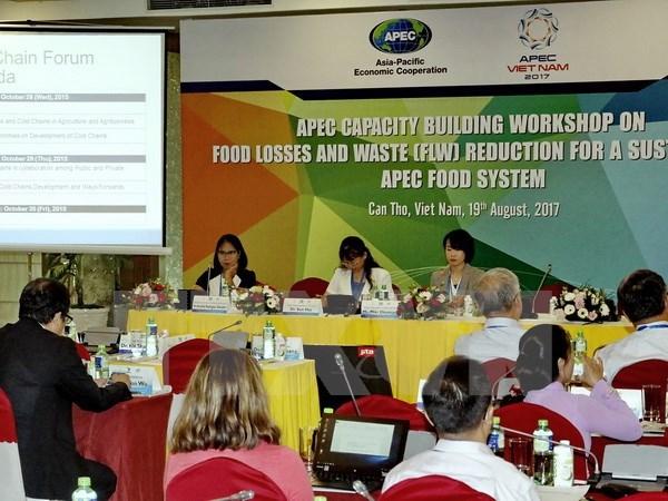 APEC 2017: workshop talks sustainable food system hinh anh 1