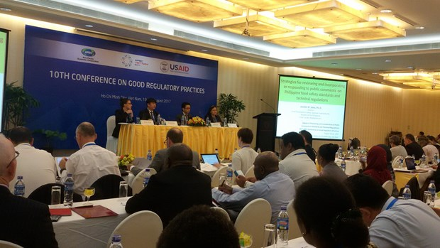 APEC economies target good regulatory practices hinh anh 1