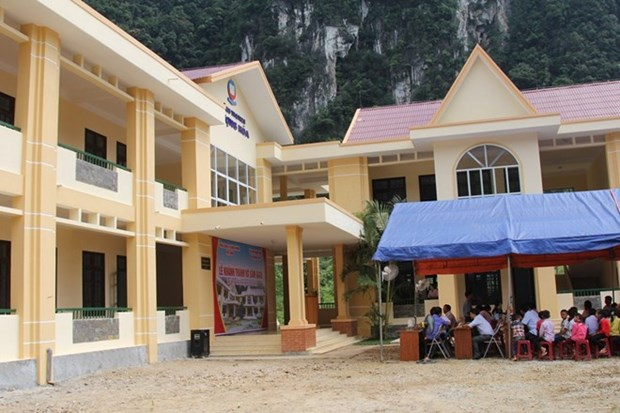 Vietnam Airlines builds school for ethnic minority pupils hinh anh 1