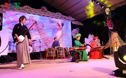 Hoi An – Japan cultural exchange opens in Quang Nam hinh anh 1