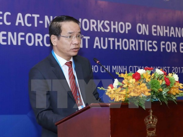 APEC seeks sponsors' technical support for corruption prevention hinh anh 1