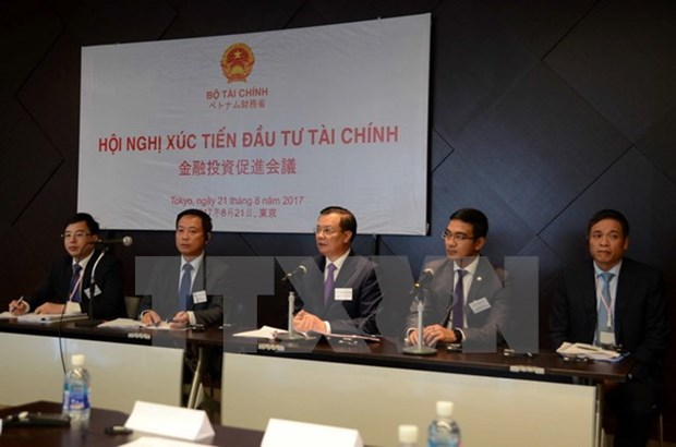 Conference promotes Japan's financial investment in Vietnam hinh anh 1