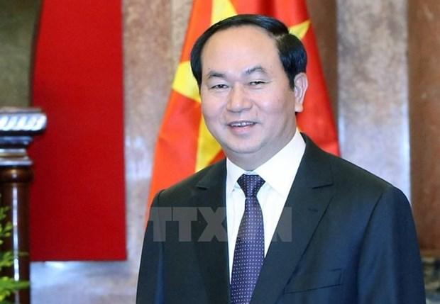 President stresses cyber crime vigilance hinh anh 1