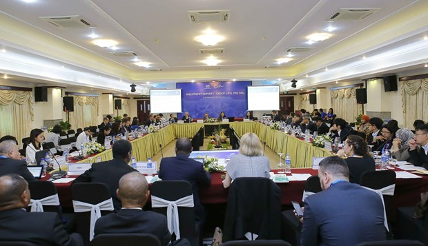 APEC promotes investment climate reforms hinh anh 1