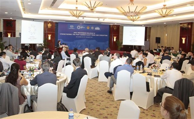 SOM 3 and related meetings enter fourth working day hinh anh 1