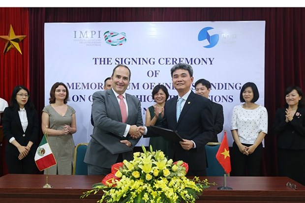 Vietnam, Mexico join efforts in geographical indication protection hinh anh 1