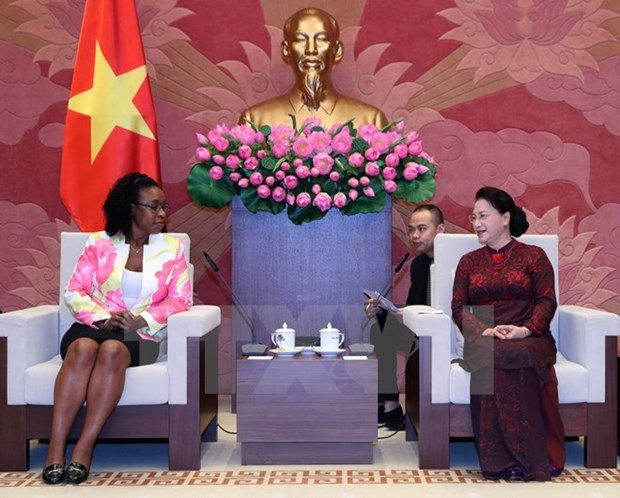 Judicial ties important to Vietnam-Mozambique relations: NA leader hinh anh 1