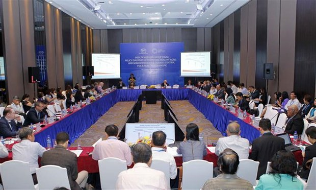 APEC officials discuss health care for elderly hinh anh 1