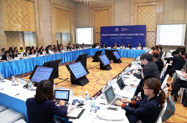 Health issues to heat up APEC SOM 3 agenda on August 22 hinh anh 1