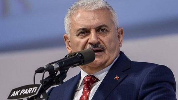 Turkish PM's visit to Vietnam aims at stronger bilateral ties hinh anh 1