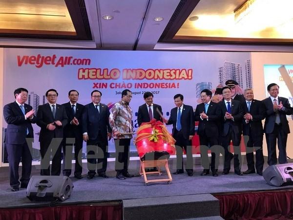 Budget Vietjet announces Jakarta-Ho Chi Minh City route hinh anh 1