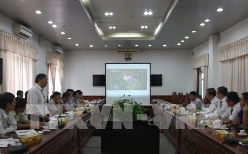 European firms seek investment opportunities in Hau Giang hinh anh 1