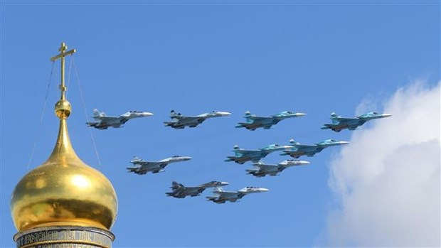 Indonesia to buy Russian SU-35 fighter jets hinh anh 1