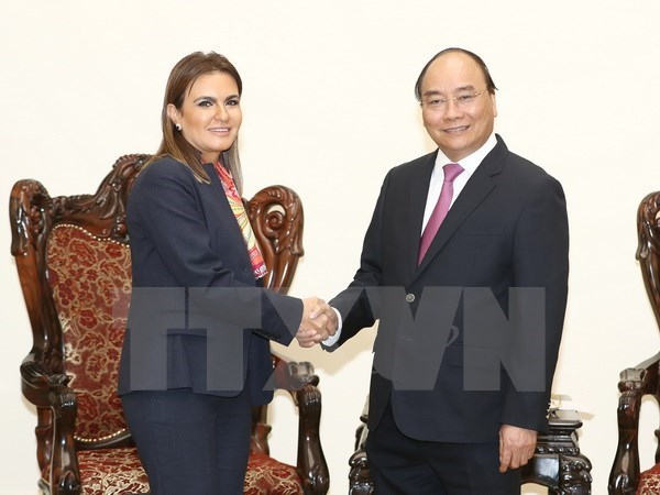 PM urges Vietnam, Egypt to increase two-way trade hinh anh 1