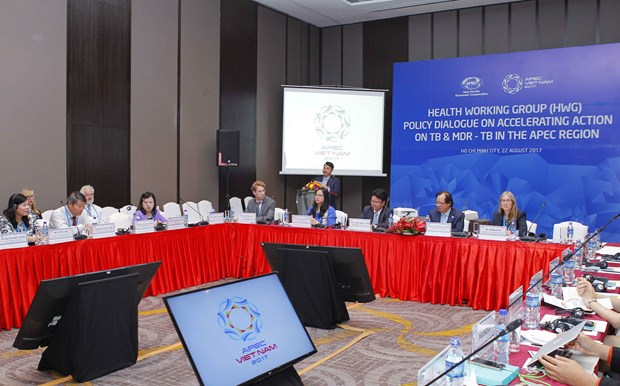 Policy dialogue aims to speed up action on tuberculosis in APEC hinh anh 1