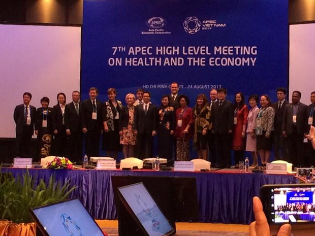 APEC meeting: health sector faces financial challenges hinh anh 1