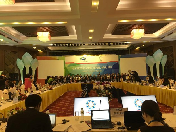 APEC groups strengthen coordination in ensuring food security hinh anh 1