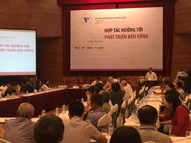 Social organisations cooperate to achieve sustainable development hinh anh 1