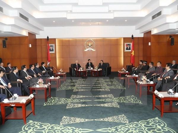 News media explore Vietnam-Indonesia strategic partnership hinh anh 1